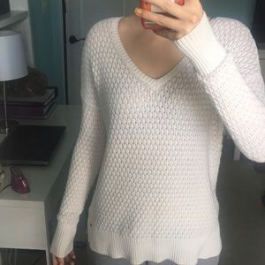 White Sweater from American Eagle